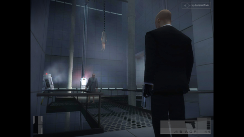 Screenshot 7 - Hitman: Contracts