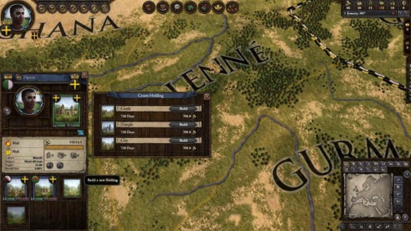 Screenshot 13 - Crusader Kings II: The Old Gods