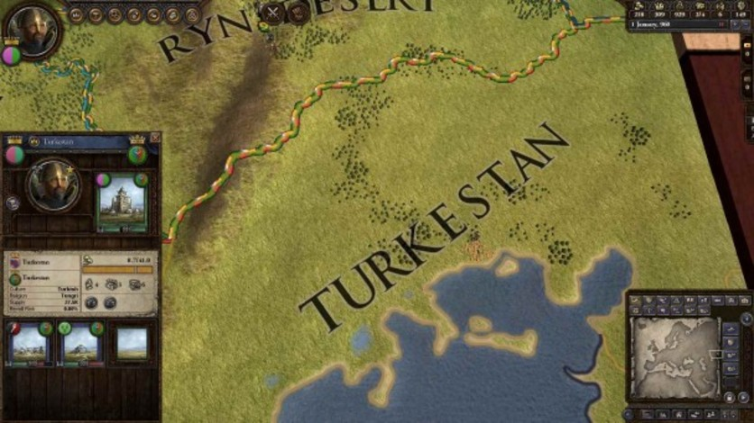 Screenshot 18 - Crusader Kings II: The Old Gods