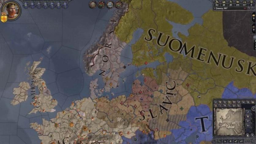 Screenshot 1 - Crusader Kings II: The Old Gods