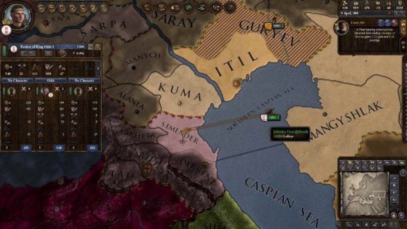 Screenshot 10 - Crusader Kings II: The Old Gods