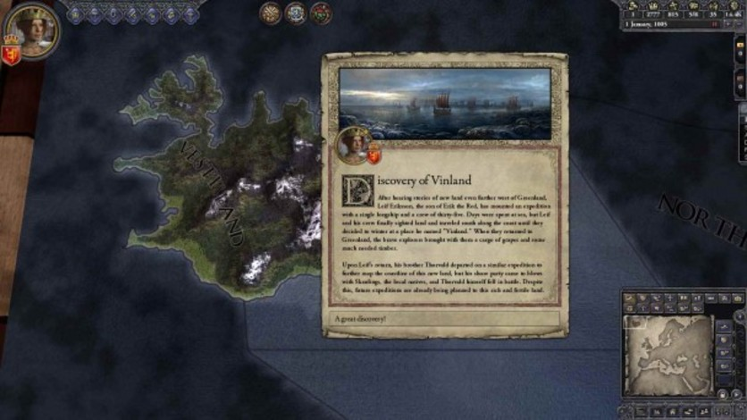 Screenshot 17 - Crusader Kings II: The Old Gods