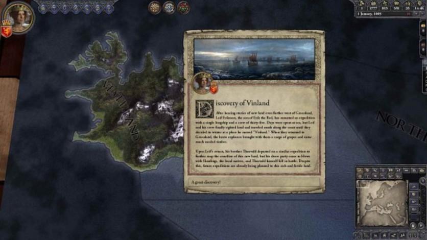 Screenshot 17 - Crusader Kings II: The Old Gods