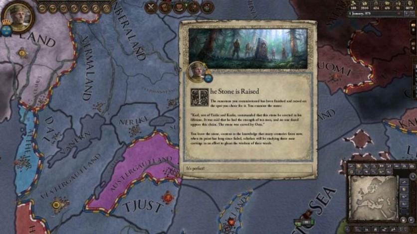 Screenshot 15 - Crusader Kings II: The Old Gods