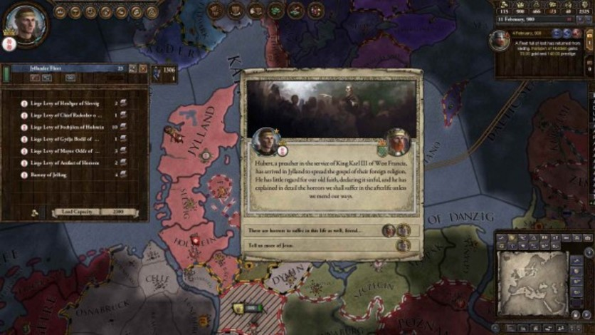 Screenshot 2 - Crusader Kings II: The Old Gods
