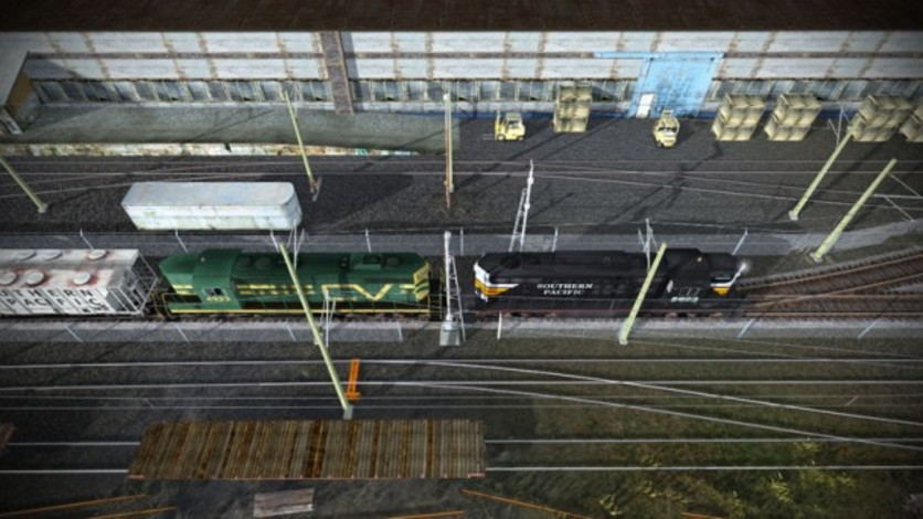 Screenshot 1 - Trainz: A New Era