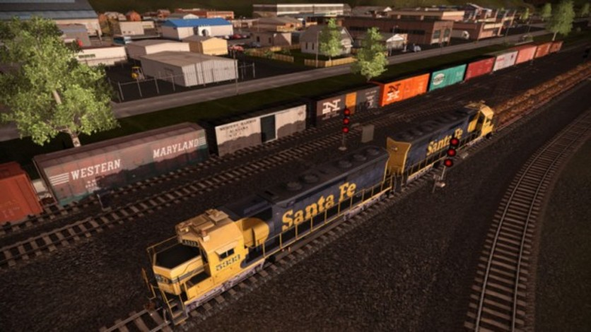 Screenshot 3 - Trainz: A New Era
