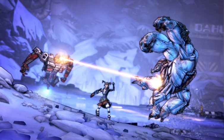 Screenshot 3 - Borderlands 2: Mechromancer Pack (MAC)