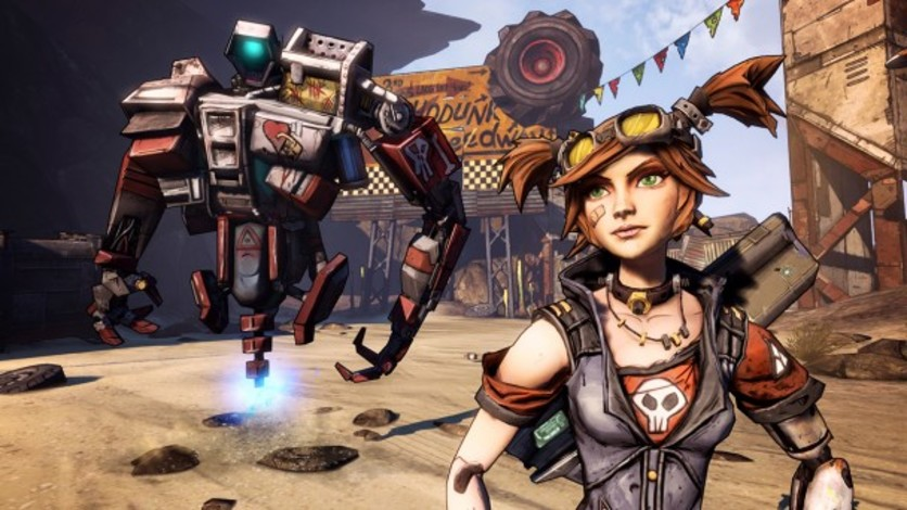 Screenshot 5 - Borderlands 2: Mechromancer Pack (MAC)