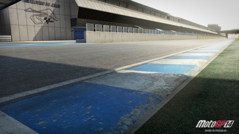 Screenshot 7 - MotoGP 14