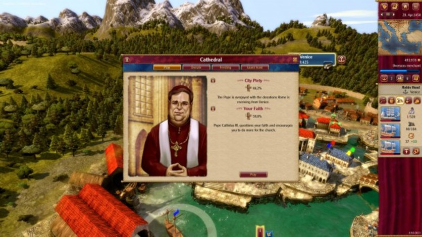 Screenshot 11 - Rise of Venice - Gold Edition