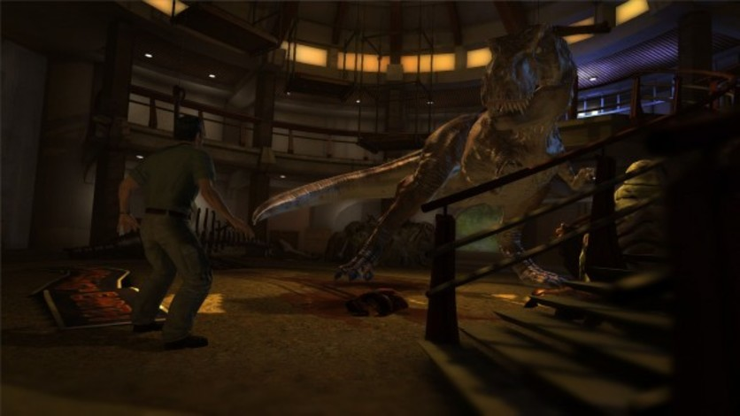 Screenshot 4 - Jurassic Park: The Game