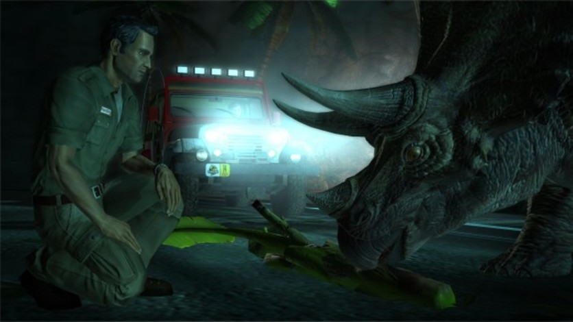 Screenshot 3 - Jurassic Park: The Game