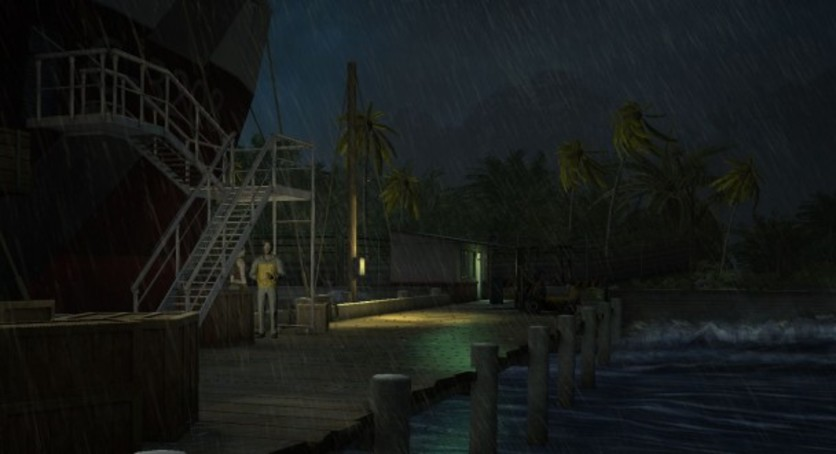 Screenshot 2 - Jurassic Park: The Game