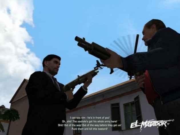 Screenshot 7 - El Matador