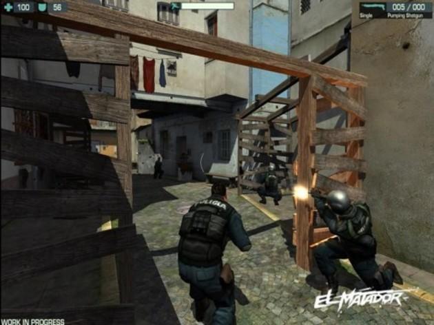 Screenshot 4 - El Matador
