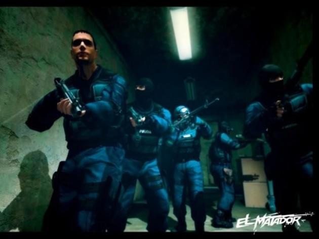 Screenshot 1 - El Matador