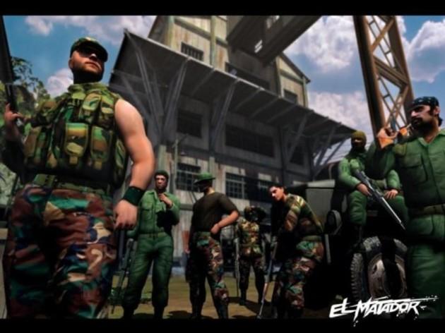 Screenshot 2 - El Matador