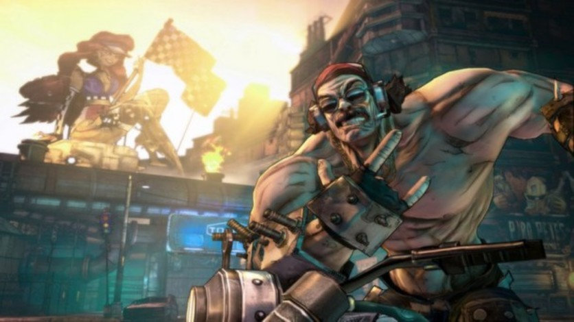 Screenshot 1 - Borderlands 2: Mr Torgue's Campaign of Carnage