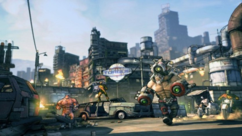 Screenshot 4 - Borderlands 2: Mr Torgue's Campaign of Carnage