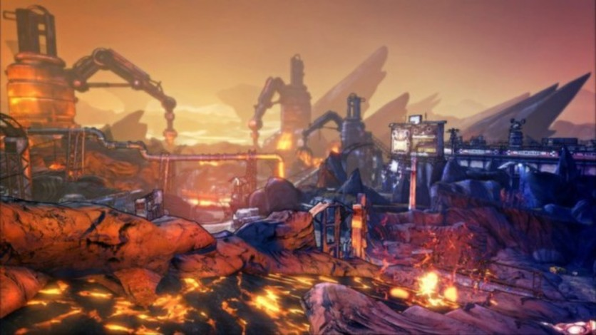 Screenshot 2 - Borderlands 2: Mr Torgue's Campaign of Carnage (MAC)