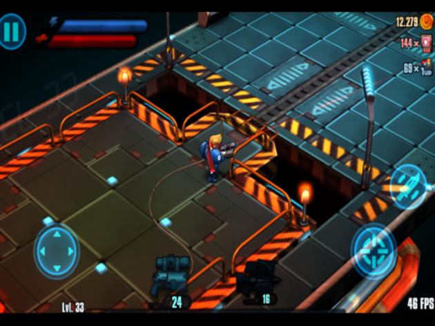 Screenshot 2 - Meltdown