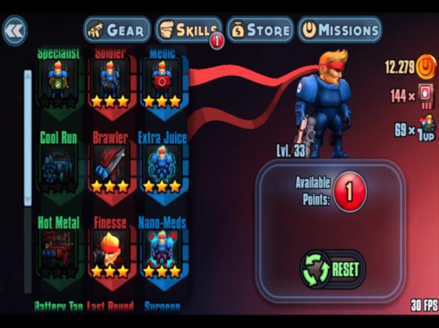 Screenshot 9 - Meltdown