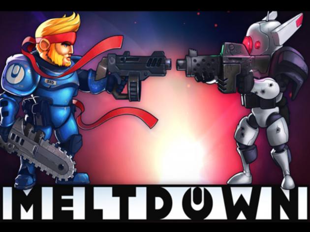Screenshot 5 - Meltdown