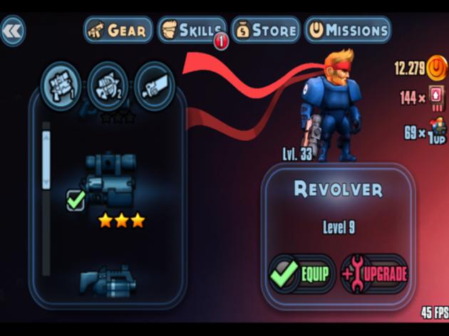 Screenshot 4 - Meltdown