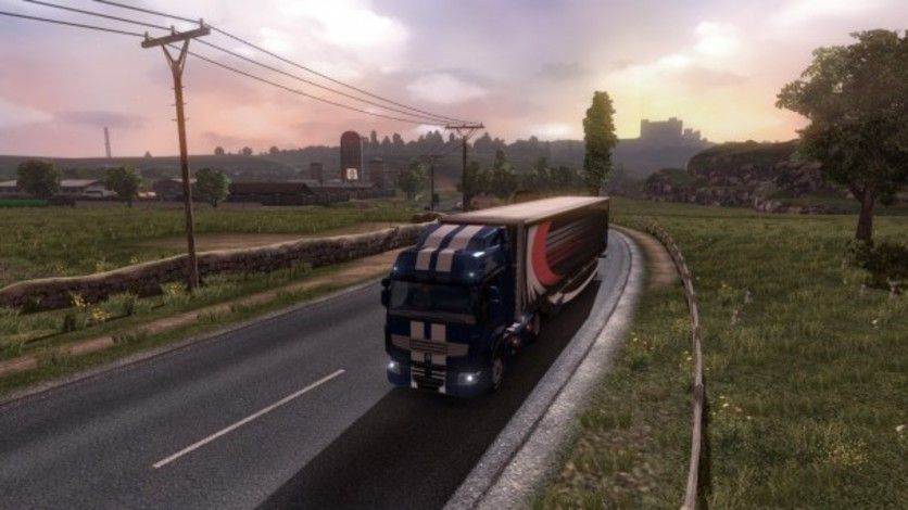 Screenshot 2 - Euro Truck Simulator 2: Gold Edition