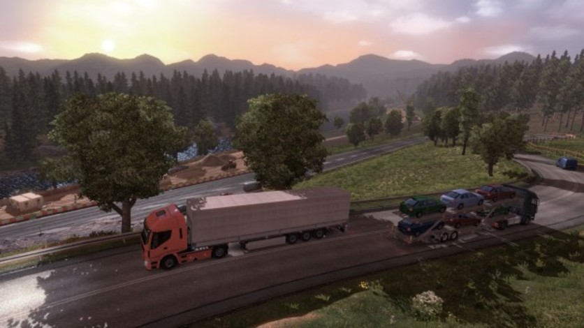 Screenshot 16 - Euro Truck Simulator 2: Gold Edition