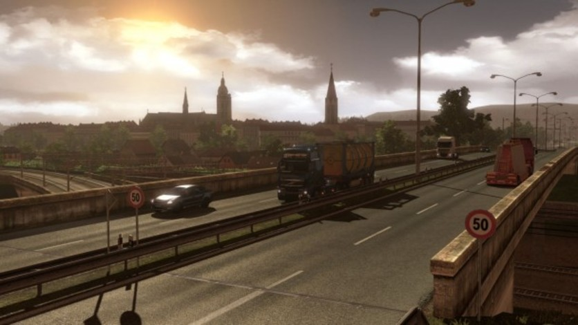 Screenshot 10 - Euro Truck Simulator 2: Gold Edition