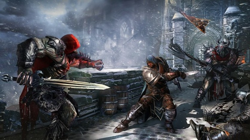 Screenshot 17 - Lords Of The Fallen - Deluxe Edition