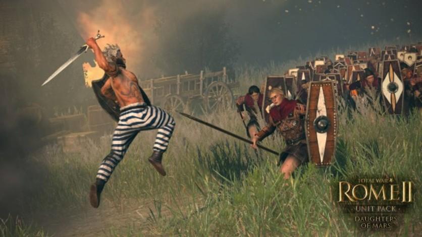 Screenshot 2 - Total War: ROME II - Daughters of Mars