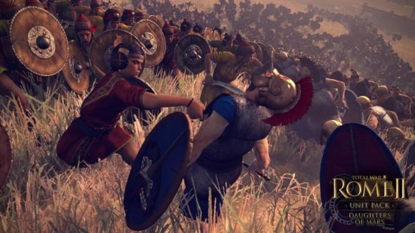 Screenshot 4 - Total War: ROME II - Daughters of Mars