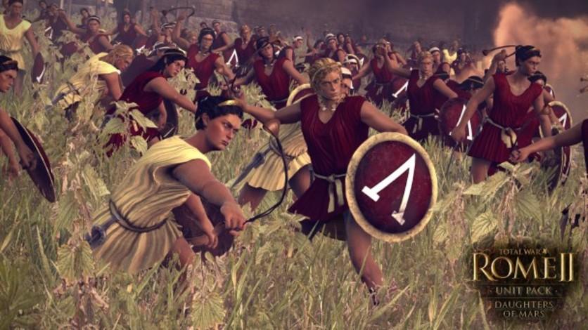 Screenshot 6 - Total War: ROME II - Daughters of Mars