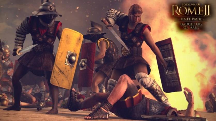 Screenshot 1 - Total War: ROME II - Daughters of Mars