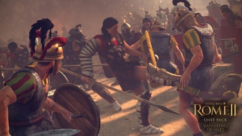 Screenshot 3 - Total War: ROME II - Daughters of Mars