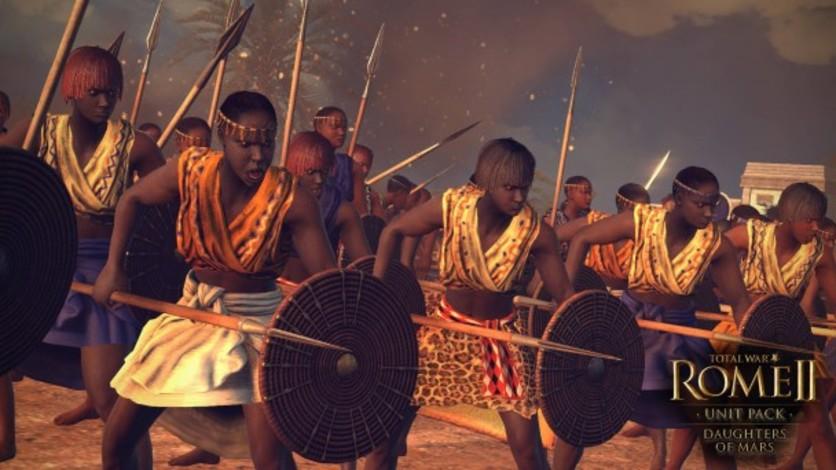 Screenshot 5 - Total War: ROME II - Daughters of Mars