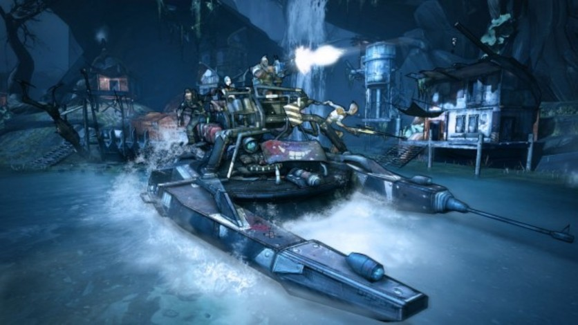 Screenshot 2 - Borderlands 2: Sir Hammerlock's Big Game Hunt (MAC)
