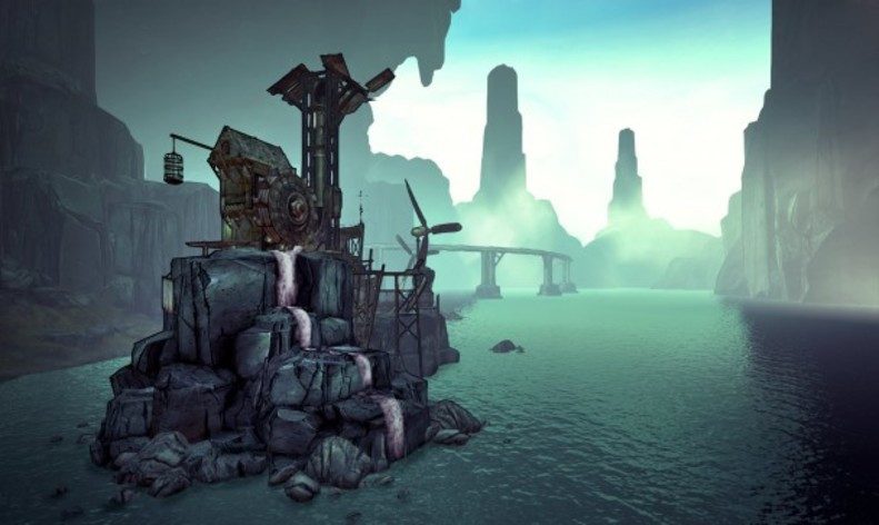 Screenshot 1 - Borderlands 2: Sir Hammerlock's Big Game Hunt (MAC)