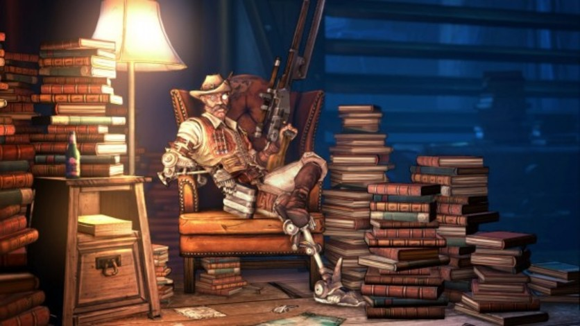 Screenshot 3 - Borderlands 2: Sir Hammerlock's Big Game Hunt (MAC)