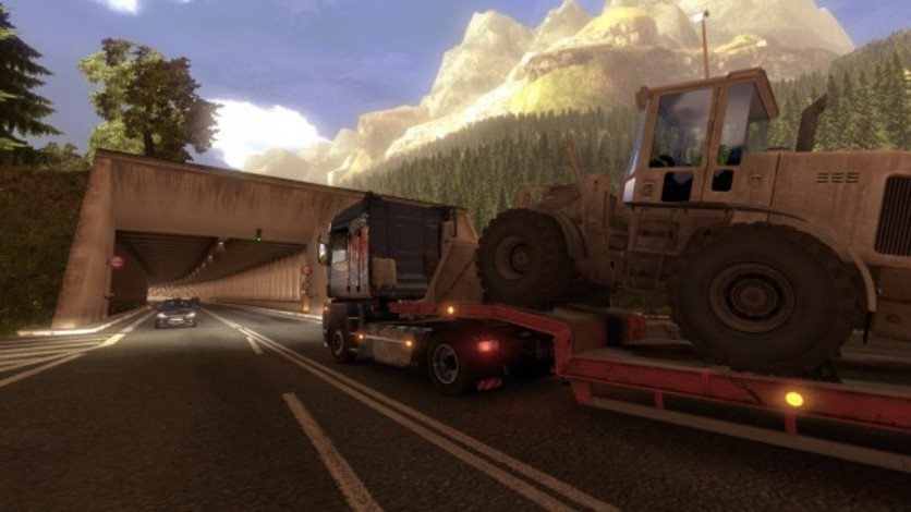 Screenshot 1 - Euro Truck Simulator 2 Collector's Bundle