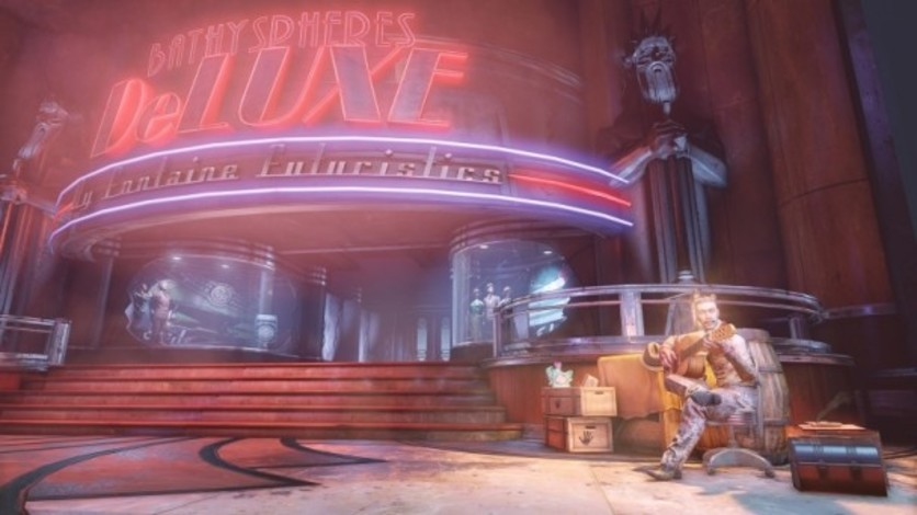 Screenshot 4 - BioShock Infinite: Burial at Sea - Episode 2