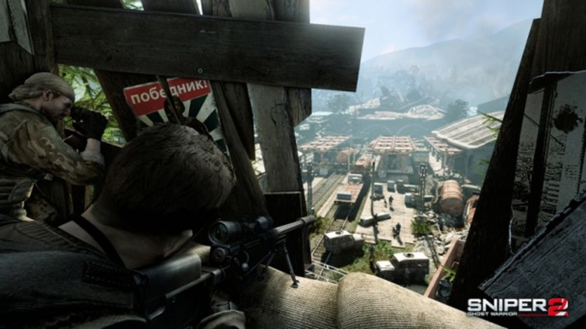 Screenshot 3 - Sniper: Ghost Warrior 2
