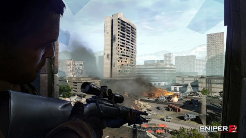 Screenshot 12 - Sniper: Ghost Warrior 2