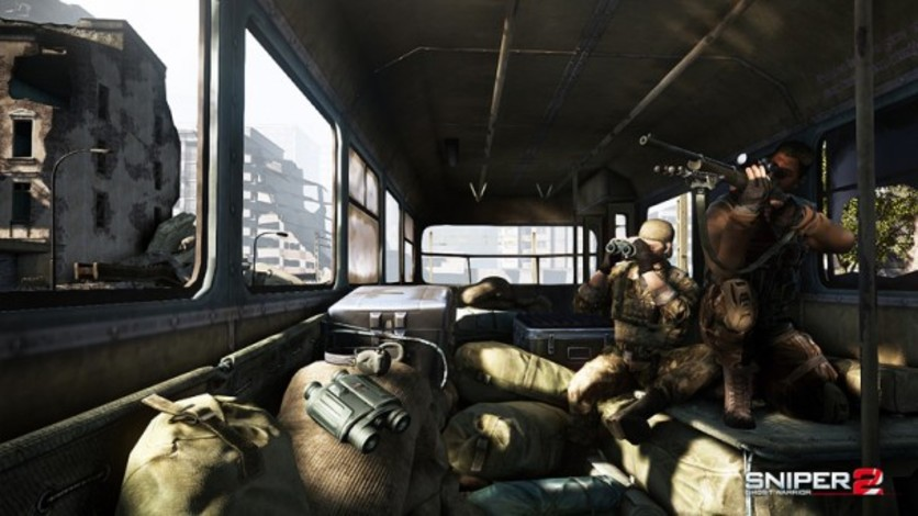 Screenshot 10 - Sniper: Ghost Warrior 2
