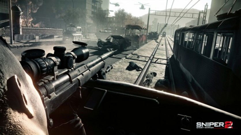 Screenshot 15 - Sniper: Ghost Warrior 2