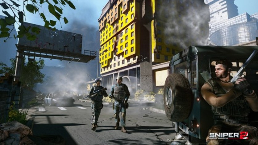 Screenshot 11 - Sniper: Ghost Warrior 2