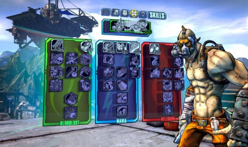 Screenshot 2 - Borderlands 2: Psycho Pack